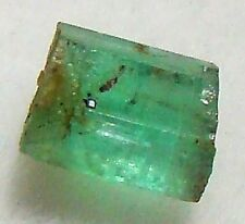 Emerald Natural Rough Gem Crystal 0.59 Carats Panjshir Afghanistan