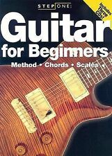 Guitar for Beginners : Method - Chords - Scales by AMSCO Publications Staff...