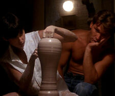 Patrick Swayze & Demi Moore UNSIGNED photo - B1565 - Ghost