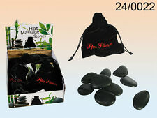 SPA Hot Rocks Massaggio Rilassamento terapia Pietre Calde / coldtreatment painrelief
