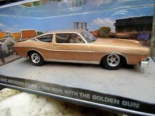 007 JAMES BOND AMC Matador - The Man with Golden Gun (1974) 1:43 BOXED CAR MODEL