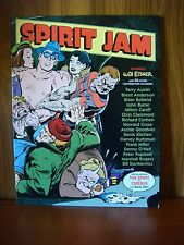 Spirit Jam by Will Eisner (and 50 Other Contributors) - Kitchen Sink Press 1998