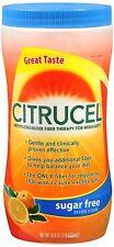 Citrucel Sugar-Free Orange Flavor 16.90 oz (Pack of 4)