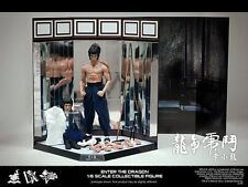 Hot Toys 1/6 DX04 Bruce Lee Enter The Dragon Mint Best Deal Courier