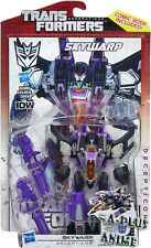 Hasbro Transformers Generations IDW 30th Anniversary Deluxe Class Skywarp New