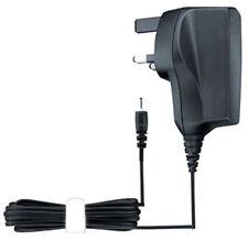 Per NOKIA N70 N90 N95 rete Casa Caricabatterie Viaggio 3 Pin Plug Nero nuovo Regno Unito