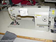 Wimsew W-111-LC Industrial Sewing Machine & LED Needle Light