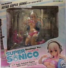 Used Orchid Seed NITRO SUPER SONIC Sonico Bondage Candy Pink 1:7 PVC PAINTED