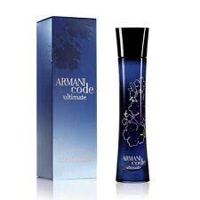Armani Code Ultimate Perfume by Giorgio Armani 1.6 / 1.7 oz EDP Intense SEALED