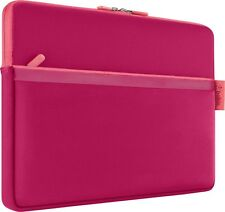 "Belkin Pocket Sleeve Cover Case Pouch For iPad 4 3 2, Pro 9.7"", Air 1 & 2 - Pink"