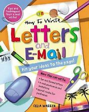 Letters and E-mail (Qeb How to Write...)