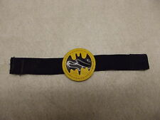 VINTAGE BATMAN INSIGNIA CHILDS ARM OR WRIST BAND