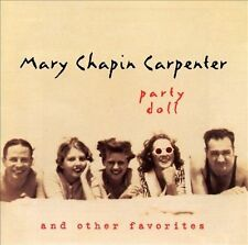 CD- Party Doll and Other Favorites by Mary Chapin Carpenter Factory Sealed NEW