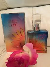 BATH BODY WORKS Country Chic For Her  eua De TOILETTE EDT PERFUME SPRAY X 1! Htf