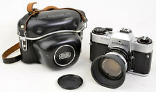 Zeiss Ikon SL 706 TM mit Zeiss Ultron 1,8/50 Wie NEU condition A/A-, like NEW !