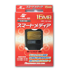 HAGIWARA SmartMedia-ID 16MB SM flash memory 3.3v Smart Media card HPC-SI16M