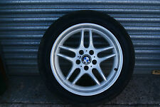 "BMW E38 E31 5 8 SERIES 18"" 8J FRONT ALLOY WHEEL M SPORT PARALLEL STYLE37 2229730"