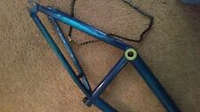 bmx .8 fly luna frame with bottom bracket