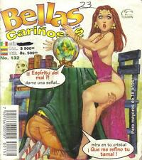 BELLAS DE NOCHE mexican comic AWESOME SEXY GIRLS, SPICY #132