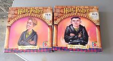Harry Potter VIntage Mattel MINI PUZZLE DRACO & GREGORY #NIB