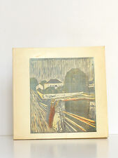 Edvard Munch: The major graphic Oslo Munch Museum Catalogue d'expo… English book