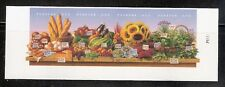 2014 #4912-4915 Farmers Markets P# Strip of 4 Without Die Cuts MNH