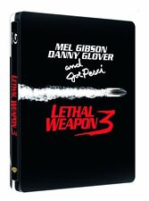 LETHAL WEAPON 3 - Blu-Ray Steelbook -