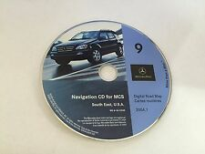2001 2002 MERCEDES ML55 ML320 ML430 ML500 NAVIGATION  FL AL GA SC 2004 © Update