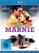 MARNIE / ALFRED HITCHCOCK - SEAN CONNERY / TIPPI HEDREN - BLU-RAY - NEU!!