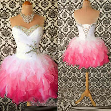 Short Cocktail Party Prom Evening Dress Homecoming Dresses Size 6 8 10 12 14 16