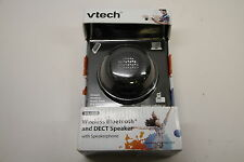 VTech Wireless Bluetooth and Dect Speaker MA3222 - Black