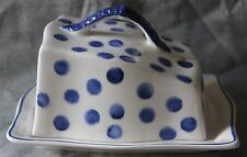 Arthur Wood Plc Normandy Blue Cheese Dish & Cover
