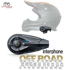 INTERFONO INTERPHONE SINGOLO BLUETOOTH CELLULAR LINE F5 OFFROAD LIGHT