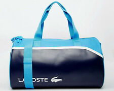 LACOSTE 2016 Luxury Logo Holdall Barrel Duffle Shoulder LAPTOP Man Bag Gym SALE!
