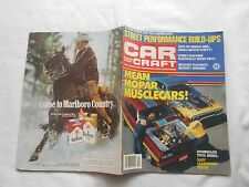CAR CRAFT Magazine-FEBRUARY,1979-MEAN MOPAR MUSCLECARS!