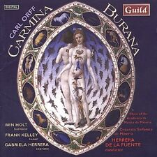 Orff: Carmina Burana [Orff, Carl] [1 disc] [795754722727] New CD
