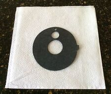 New 1969-70 Boss 429 Mustang C9AZ-6A666-A oil adapter gasket w/ tab! Free ship!