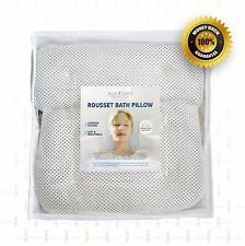Luxury Bath Pillow for Bathtub, Hot Tub and Jacuzzi-Superior Comfort and Support