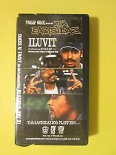 Snoop Dogg Presents Tha Eastsidaz 2 Track Video promo Rare RAP V-Lite NEW VHS