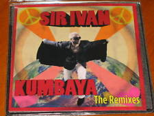 SIR IVAN - Kumbaya - THE REMIXES - 9 Track DJ Radio Mix PROMO CD & DVD! peaceman