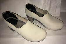 Creatures of Comfort for Sandgrens Minimalist Beige/Cream Clogs 40/8.5-9