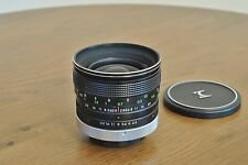 SIgma YS-Mount 24mm f/2.8 F2.8 Lens w/ M42 Adapter Ring for Pentax Praktica