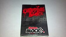 Horror Block Exclusive The Chopping Block Horror Icon Themed Playing Card Deck