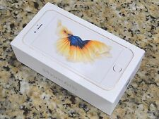 New Apple iPhone 6S Plus 64gb Gold T-mobile Simple Mobile ONLY Warranty