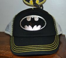 Bat Girl Juniors Hat Adjustable Snapback Accent Gems One Size Fits Most Batman