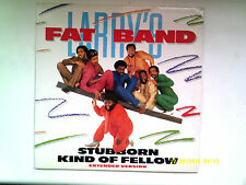"FAT LARRY'S BAND STUBBORN KIND OF FELLOW 12"" SINGLE 1983 N/MINT"