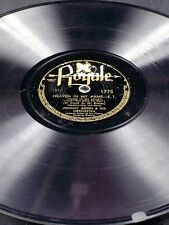 Royale 1775 Johnny Green HEAVEN IN MY ARMS / ALL THE THINGS YOU ARE 78 V+