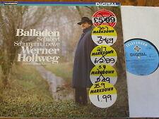 6.42620 AZ Schubert / Schumann / Loewe Ballades / Hollweg