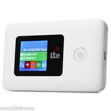 LR115E 4G LTE Mini WiFi Router Global Unlocked Mobile with SIM Card Slot 2100mAh