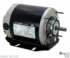 GF2038  1/3 HP, 1725 RPM NEW AO SMITH ELECTRIC MOTOR